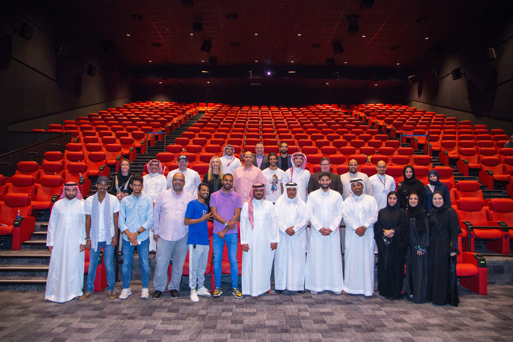Muvi Cinemas Opens Its Doors To Audiences In Jeddah Arab News Pk