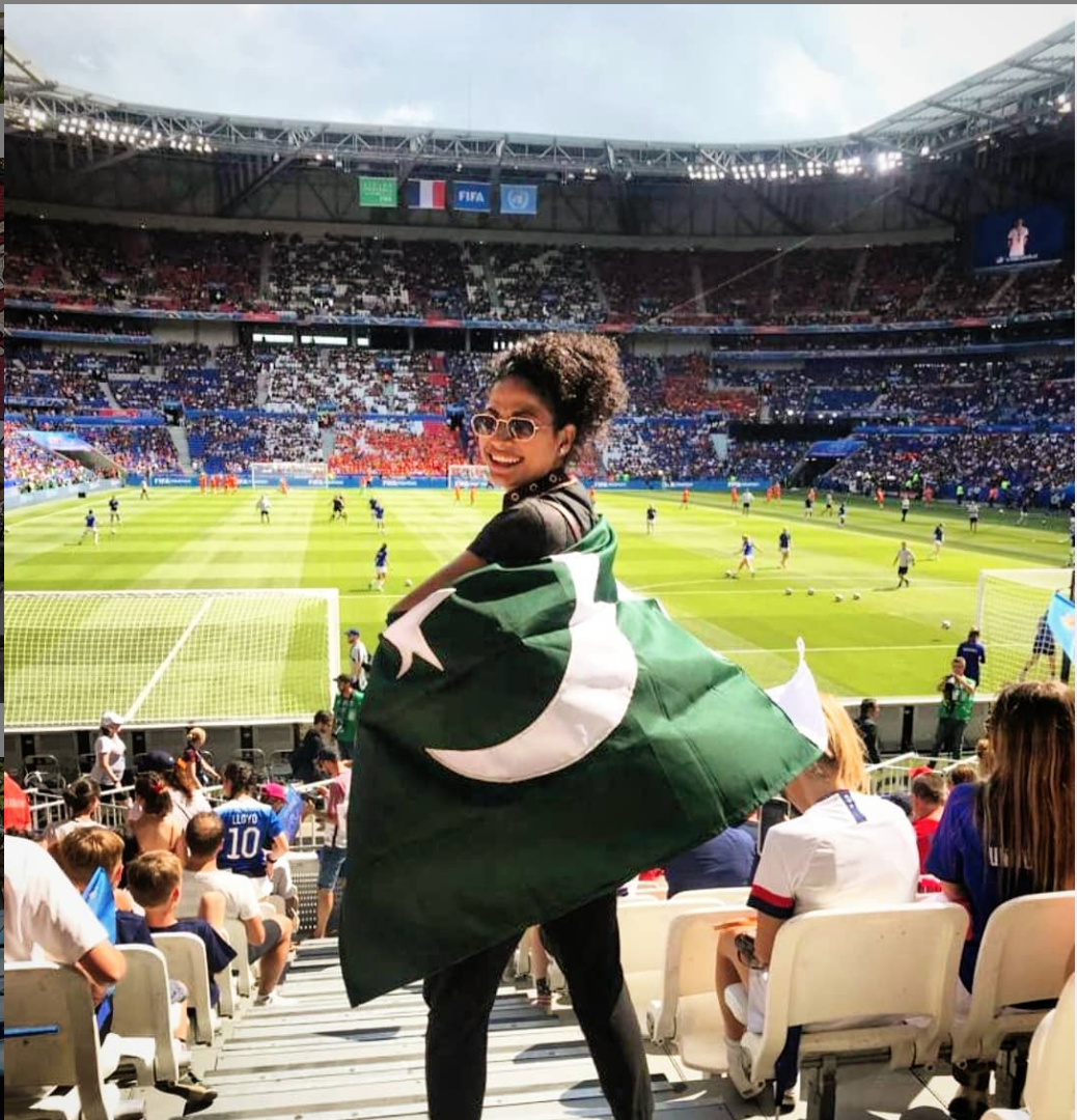 Top of the game: Pakistani women inspire others to take up