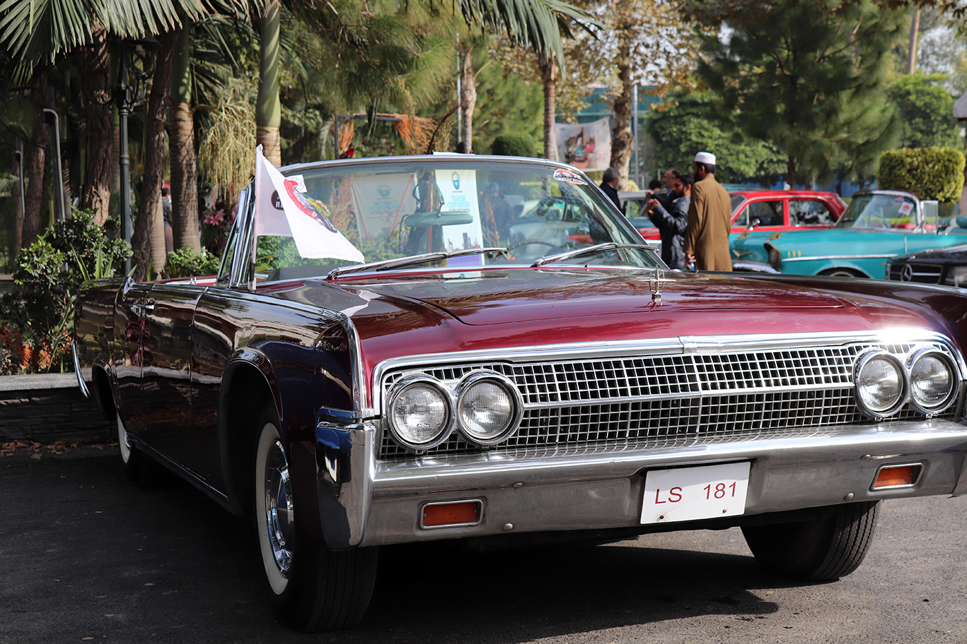 Pakistan S Classic Car Lovers Gear Up For Cross Country Vintage Rally Arab News Pk