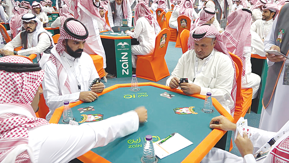 Baloot: The No. 1 social activity in Saudi Arabia is an