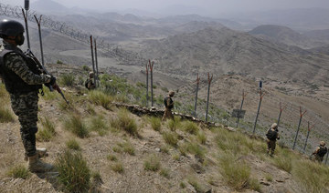 Pakistan army completes 90 percent of fence along Afghan border