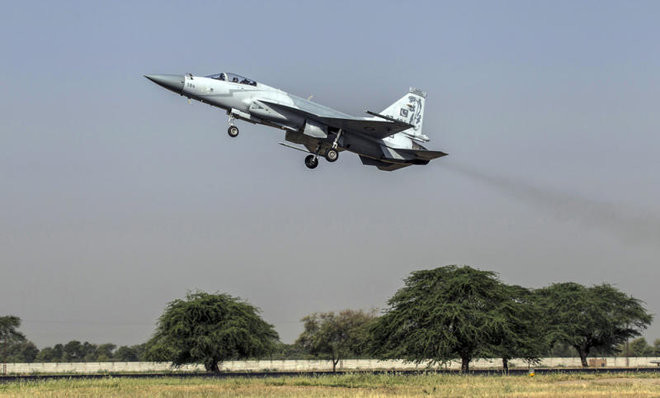Pakistan stands up new fighter squadron | Arab News PK
