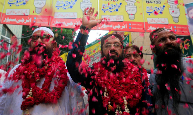 New Jersey Herald: Pakistani court allows Islamist party to enter