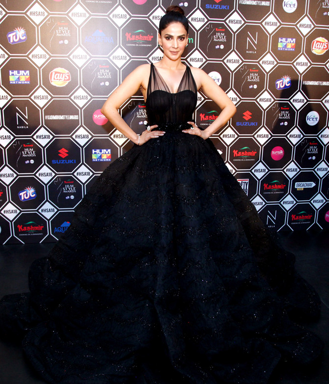 Fashion on fleek at third Hum Style Awards | Arab News PK