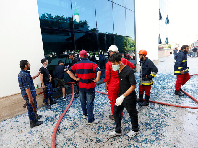 Two killed in attack on Libya's National Oil Company | Arab