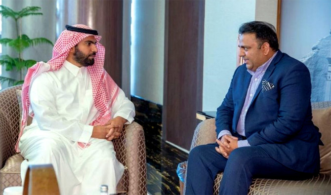 A new language of friendship, for Pakistan and Saudi ministers