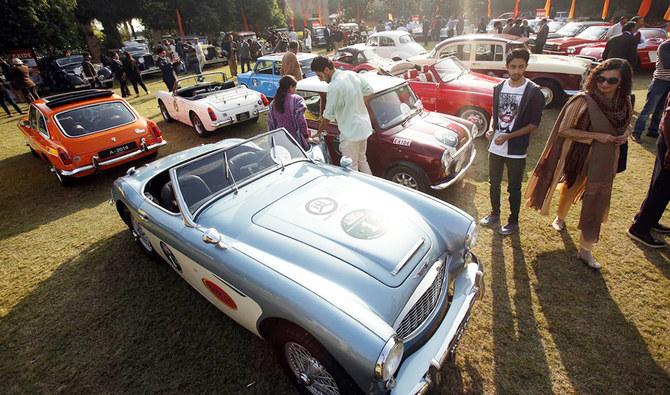 Pakistani Manufacturers Gear Up Big For Auto Show 2019 Arab News Pk