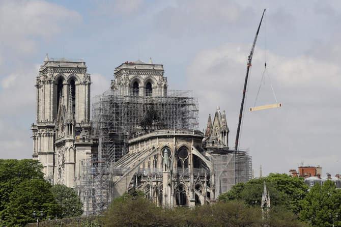 Scammers preying on Notre-Dame donors, France warns | Arab