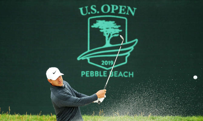 Woods, Koepka ready for classic US Open test | Arab News PK