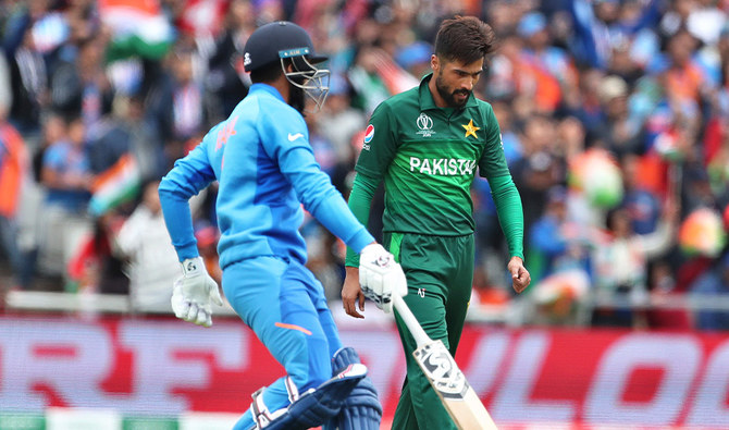 At Old Trafford today, Pakistan and India meet for high
