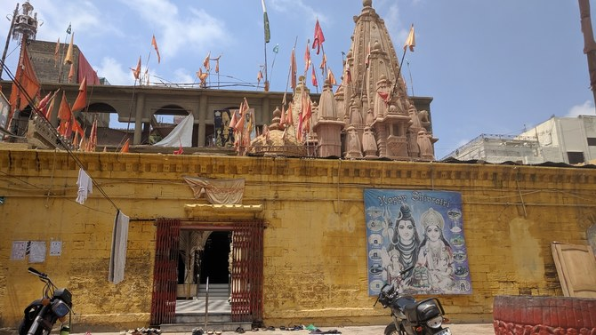 Centuries-old statues discovered at ancient Hindu temple in