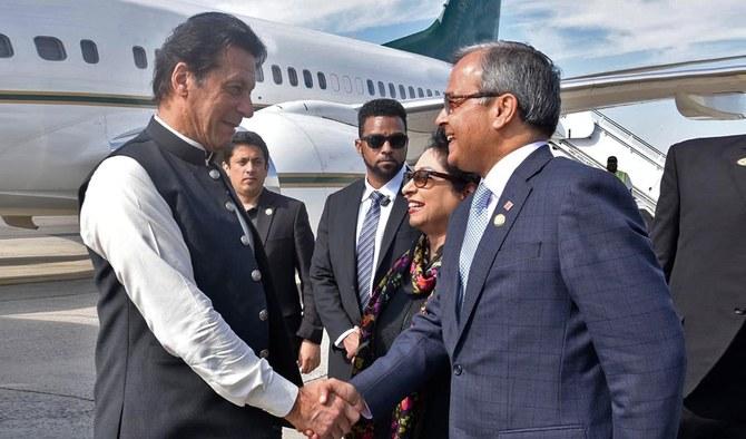 Why Imran Khan reached US in Saudi Prince