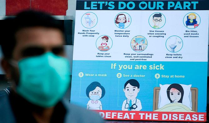 Only 25,000 coronavirus test kits available in Pakistan — health ...