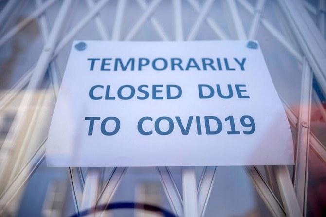 Uk Economy Shrinks A Fifth On Coronavirus Lockdown Arab News Pk