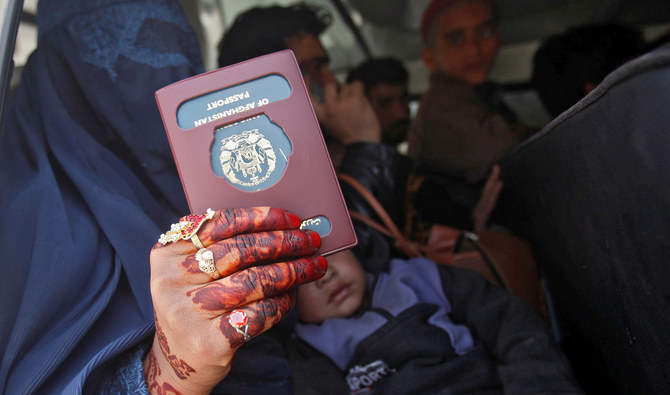 Pakistani Cabinet Approves New Visa Scheme For Afghan Citizens Arab News Pk