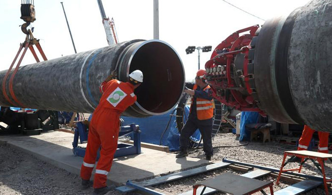 Pakistan says work on Russian gas pipeline project to start in July   Arab  News PK