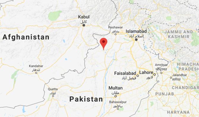 The Washington Post: Magnitude 5 5 quake rattles NW Pakistan