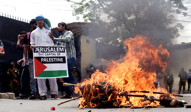 Pakistan expresses solidarity with Palestinians as OIC