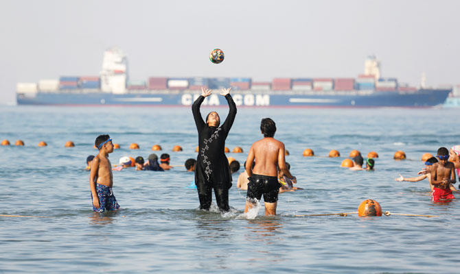 Red Sea Resorts Drive Egypt Tourism Hopes Arab News Pk