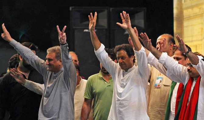 PTI all set to form govt in center with 115 seats in NA