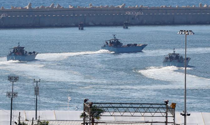 Israel navy intercepts activist boat trying to break Gaza