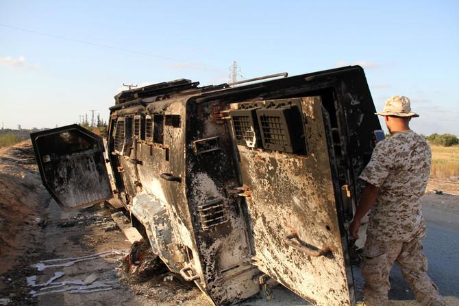 500,000 children face 'immediate danger' in Libya capital