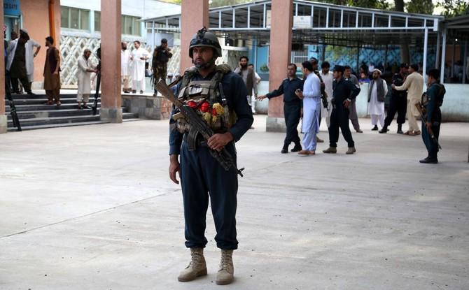 Afghan elections 2018 | Arab News PK