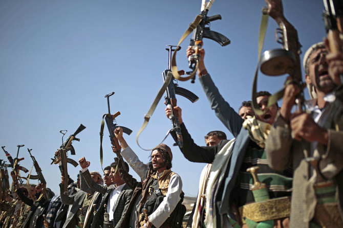 UN experts: Fuel from Iran is financing Houthis in Yemen war