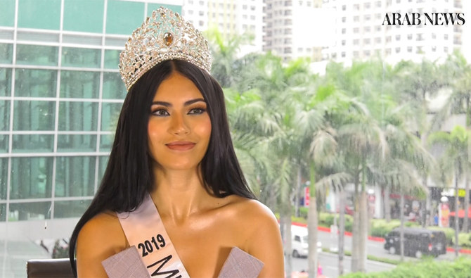 Philippine beauty queen dreams of Palestine | Arab News PK