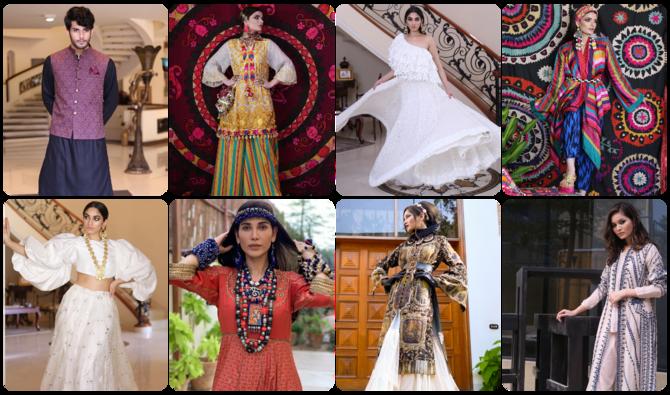Pakistani designers hold first ever virtual fashion show amid ...