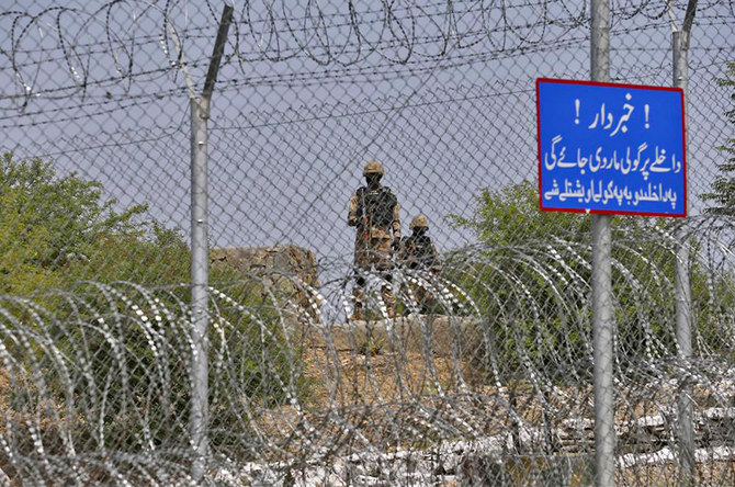 Pakistan military says it has fenced 90 percent of border with Afghanistan