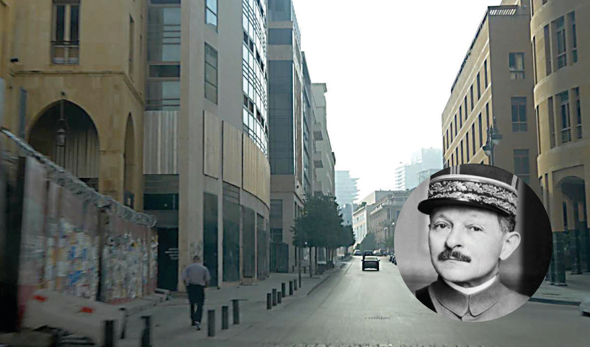 Beirut: The city where streets still have French statesmen's names | Arab  News PK